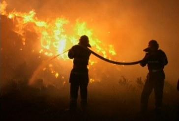 Al doilea incendiu puternic la o groapa de gunoi. De data asta, la Brasov