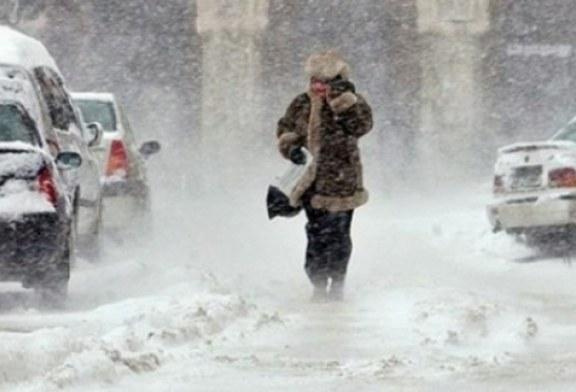 Cod galben de vremea rea si ninsori pentru 20 de judete, intre care Prahova, Brasov, Dambovita si Buzau