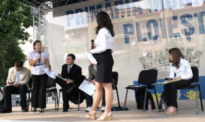 Grupul Debate-CN Mihai Viteazul