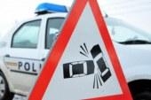 Accident pe strada Depoului, in Ploiesti, intre doua autoturisme si un autobuz