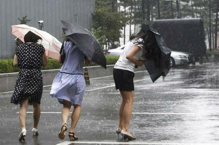 Avertizare meteo: Cod Galben de ploi in Prahova si alte 12 judete din centrul tarii (UPDATE)