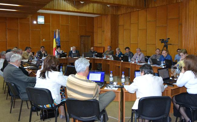 Consiliul Local Campina, convocat pe 26 februarie 2015