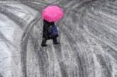 ANMH: Avertizare de ploi, lapovita si ninsoare pentru toata tara