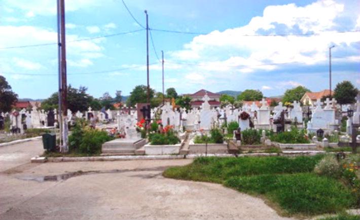 La Campina se poate muri linistit. Cimitir nou, de aproape 1 milion de euro