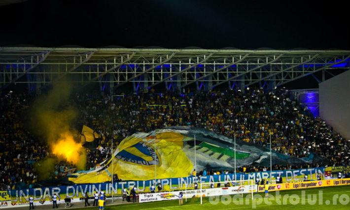 Incepe reconstructia FC Petrolul. Tribunalul Prahova a pronuntat falimentul societatii lui Capra