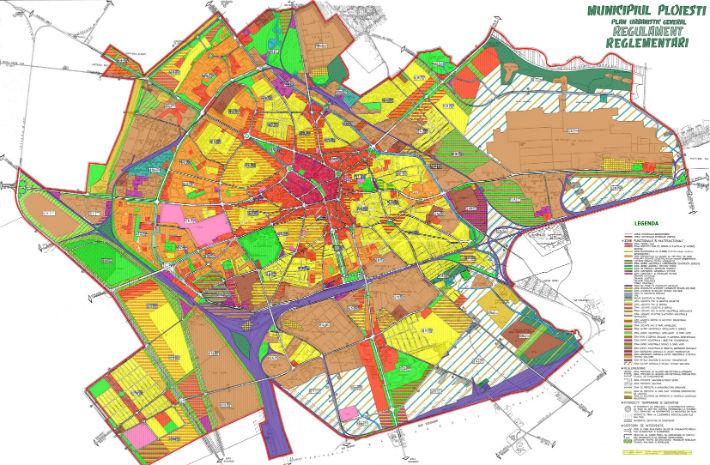 Primaria Ploiesti actualizeaza Planul Urbanistic General si le cere firmelor sa completeze un chestionar