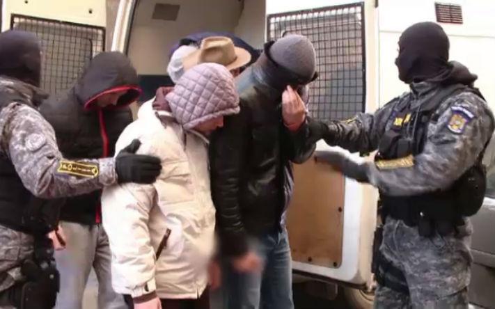 Una dintre cele mai prolifice grupari de hoti din Brasov, depistata de politisti
