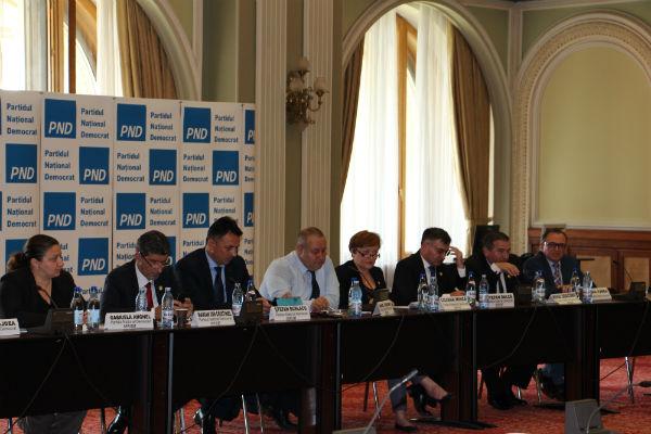 PND critica declaratiile lui Traian Basescu, prin care acesta aduce acuzatii adjunctului SRI, Florian Coldea si sefei DNA, Laura Codruta Kovesi