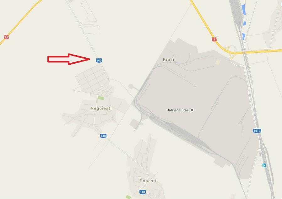 Prahova: Pe un drum judetean, traficul auto va fi oprit complet pentru 27 de ore