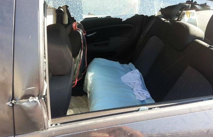 Ploiesti: Se cauta un sofer care a avariat 4 autoturisme in zona Podul Inalt si a fugit de la fata locului