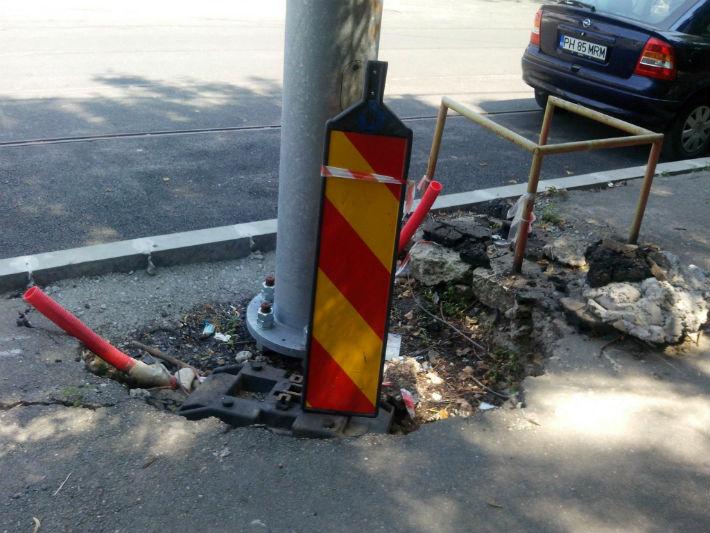 Ploiesti: Strada Stefan cel Mare va fi blocata, miercuri, din cauza unor lucrari
