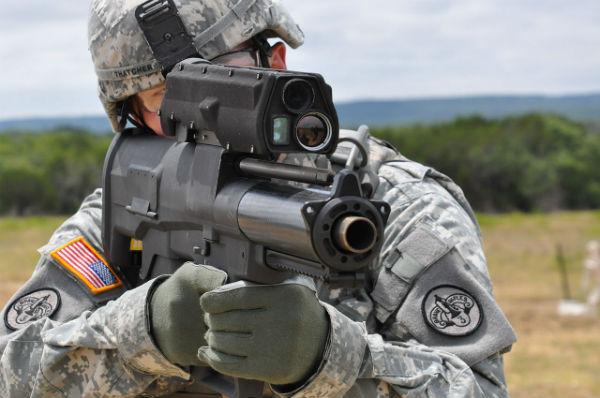 Noua generatie de arme inteligente, create in SUA: The Punisher (VIDEO)