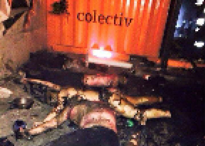 O poza infioratoare cu persoanele decedate la Clubul Colectiv (imagine socanta care va afecteaza emotional)