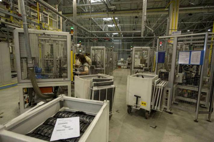 Fabrica de placute de frane, de langa Ploiesti, produce venituri de 225 milioane de euro anual