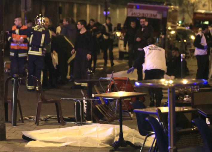 Ambasada Romaniei la Paris: Aici puteti sa anuntati daca sunt romani raniti sau morti