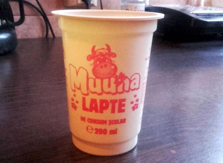 Ecolact Prod din Paulesti nu mai livreaza lapte pentru unitatile de invatamant din Prahova!