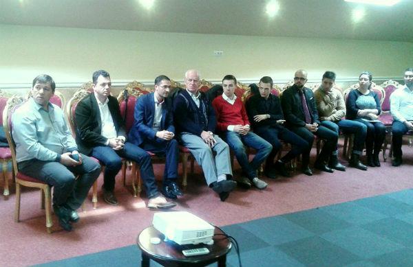 PES activists Prahova a avut o intalnire cu societatea civila