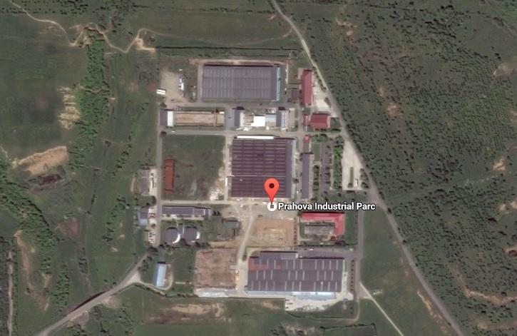 Parcul Industrial Valenii de Munte