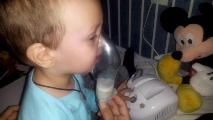 Spitalul de Pediatrie Ploiesti are nevoie de dotari. Uite ce spune o mama care are copilul internat