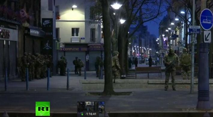Francezii au pornit la vanatoare de teroristi islamici (VIDEO)