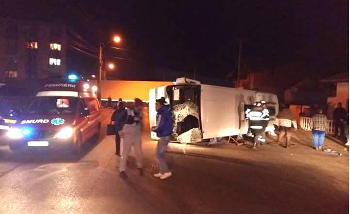 Pe surse: Numele victimelor din accidentul care a avut loc la Baicoi, intre un TIR si un autobuz