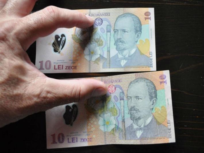 Politia confirma prezenta in Prahova a unor bancnote falsificate, in lei si valuta