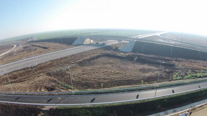 Se inaugureaza nodul de la Gherghita (Prahova) de pe autostrada Bucuresti – Ploiesti