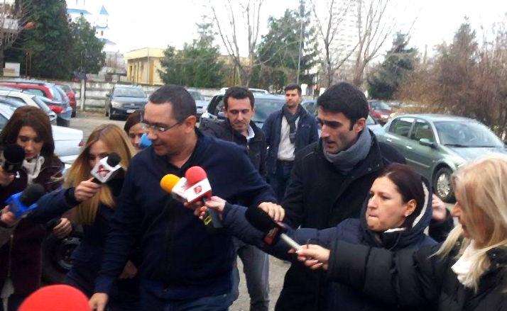 Victor Ponta sustine ca Sebastian Ghita nu i-a cerut sa-l promoveze pe procurorul Liviu Tudose