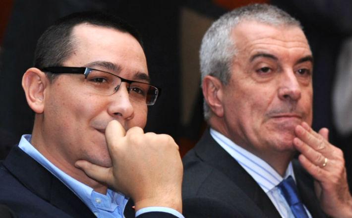 Victor Ponta si Calin Popescu Tariceanu fac un nou partid, au declarat surse ALDE din Ploiesti (UPDATE)