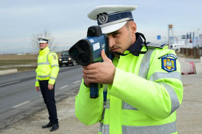 Politia Rutiera le-a facut o surpriza neplacuta participantilor la trafic pe DN 72 Ploiesti – Targoviste
