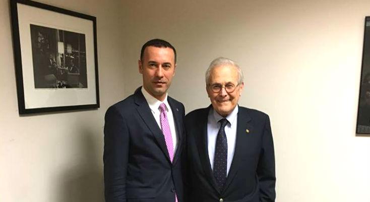 Senatorul Iulian Dumitrescu lauda parteneriatul strategic dintre SUA si Romania