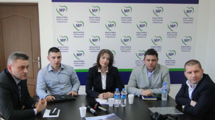 PMP Prahova si-a lansat candidatii pentru primariile din Boldesti Scaieni, Busteni, Plopeni si Poiana Campina