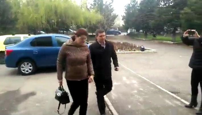 judecatoare Sinaia Ruxandra Popescu la DNA