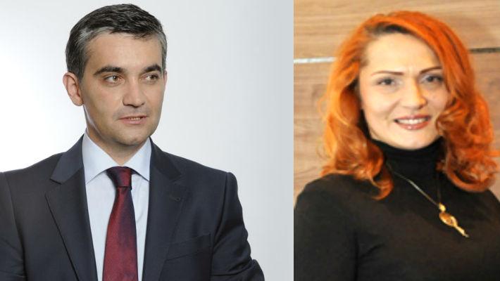 Comunicatul DNA Ploiesti despre primarul si secretarul din Sinaia, Vlad Oprea si Beatrice Radulescu