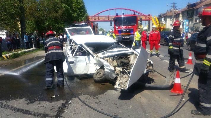 accident Pucheni DN1 sase victime - 3