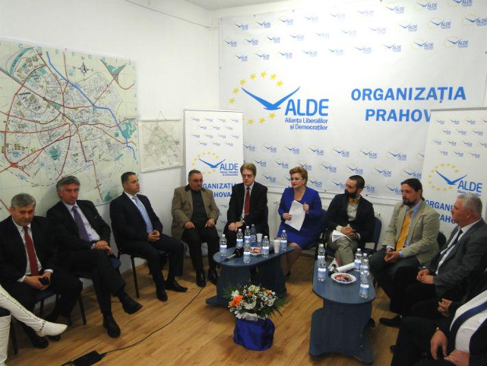 Vezi candidatii ALDE Prahova pentru functia de primar, din 11 orase importante (VIDEO)