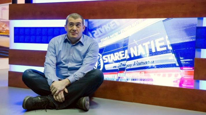 Media: Cum s-a concretizat perioada de colaborare cu TVR pentru firma jurnalistului Dragos Patraru