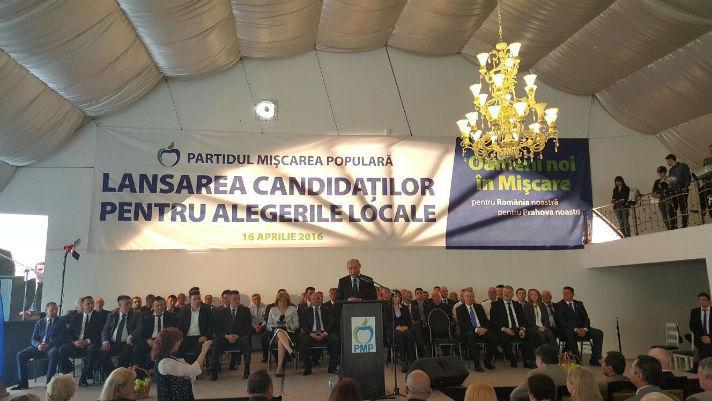 lansare candidati PMP Prahova