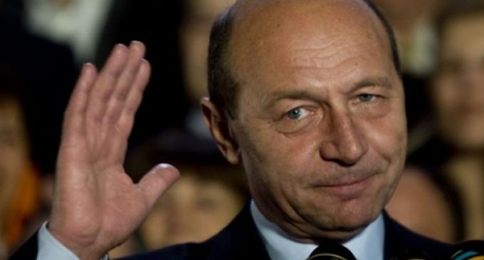 PMP: Traian Basescu vine in Ploiesti, la lansarea candidatilor pentru alegerile parlamentare