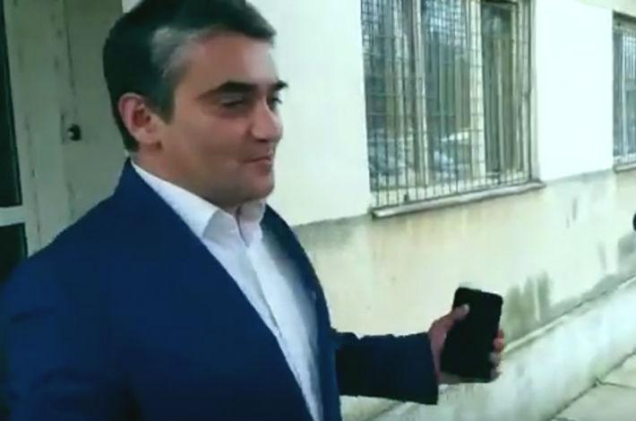 Statiunea Sinaia are din nou primar! Vlad Oprea a scapat de controlul judiciar si isi poate exercita functia
