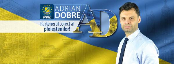 Vezi care este propunerea candidatului PNL Ploiesti, Adrian Dobre, pentru salvarea FC Petrolul
