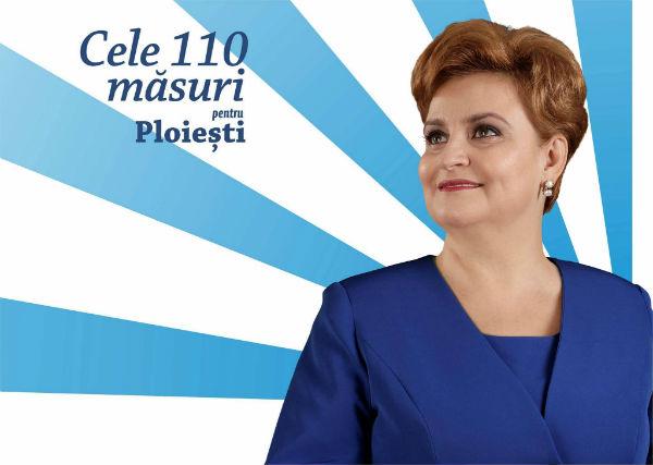 Alegeri locale 2016: Interviu cu Gratiela Gavrilescu, candidat ALDE pentru functia de primar in Ploiesti