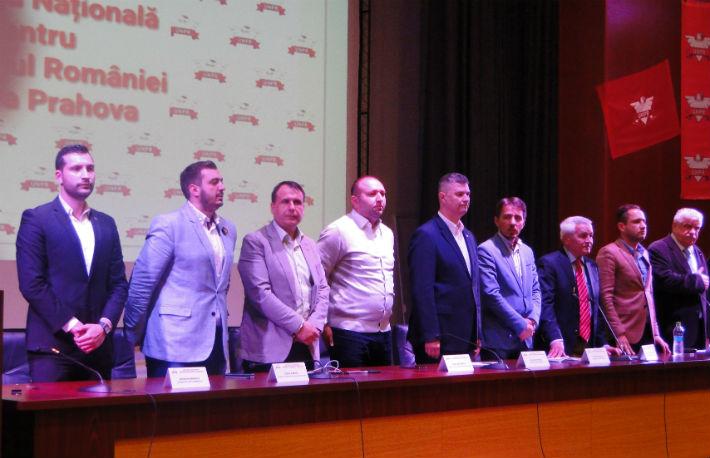 UNPR Prahova si-a lansat candidatii pentru alegerile locale din 5 iunie (FOTO + VIDEO)