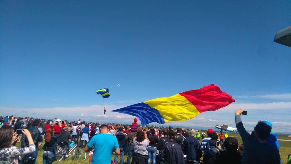 drapel tricolor 500 mp