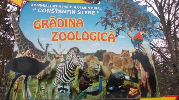 Anunt de la Gradina Zoologica Bucov, pentru cei mici