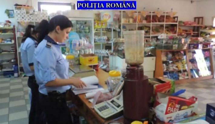 Razie politie agenti economici Prahova