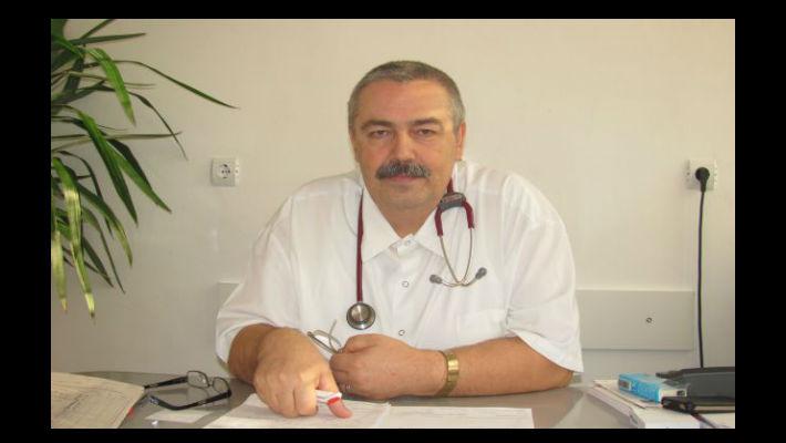 doctorul Predescu a decedat