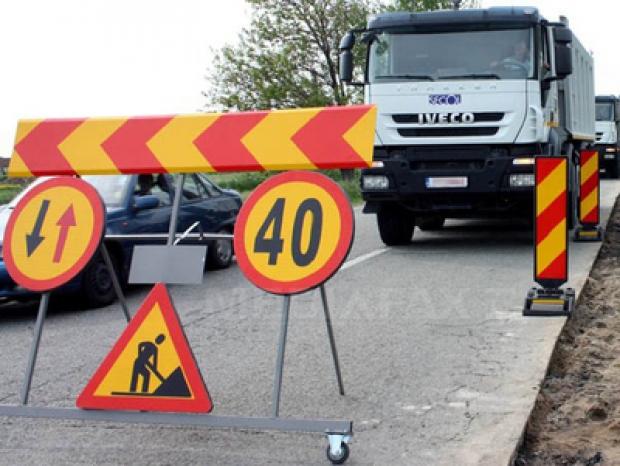 Restrictii noi de circulatie pe DN1, in judetul Prahova. Vezi ce se intampla si cat dureaza