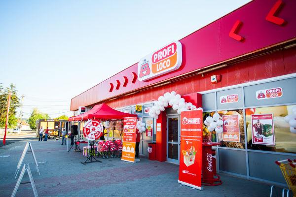 Prahova: Primul magazin satesc, sub brandul Profi Loco, se deschide intr-o comuna din sud-estul judetului