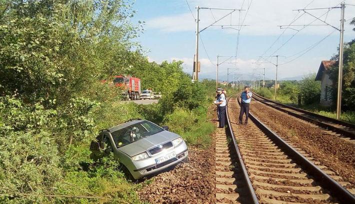 accident Poiana Campina